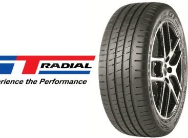 GT Radial SportActive: Making Tracks