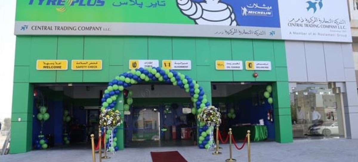 Michelin opens 110th TYREPLUS branch in Ras Al Khaimah