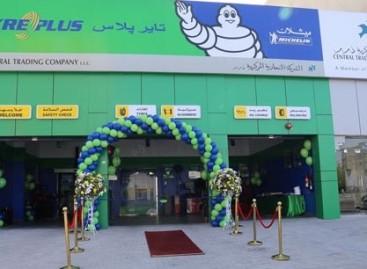 Michelin opens 110th TYREPLUS branch in Ras Al Khaimah