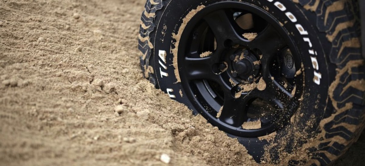 BFGoodrich® Tyres Introduces Tough All-Terrain Tyre