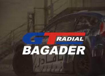 Bagader Trading: Racing GT Radials across France