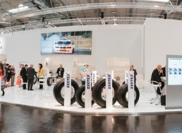 Zafco launches new tyres at Reifin Show in Germany